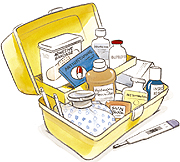 Image of Kid Care kit